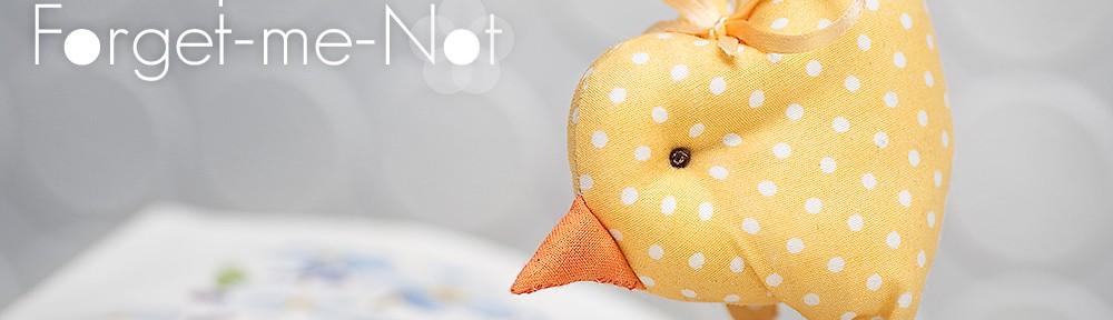 Yellow Dot Spot Bird