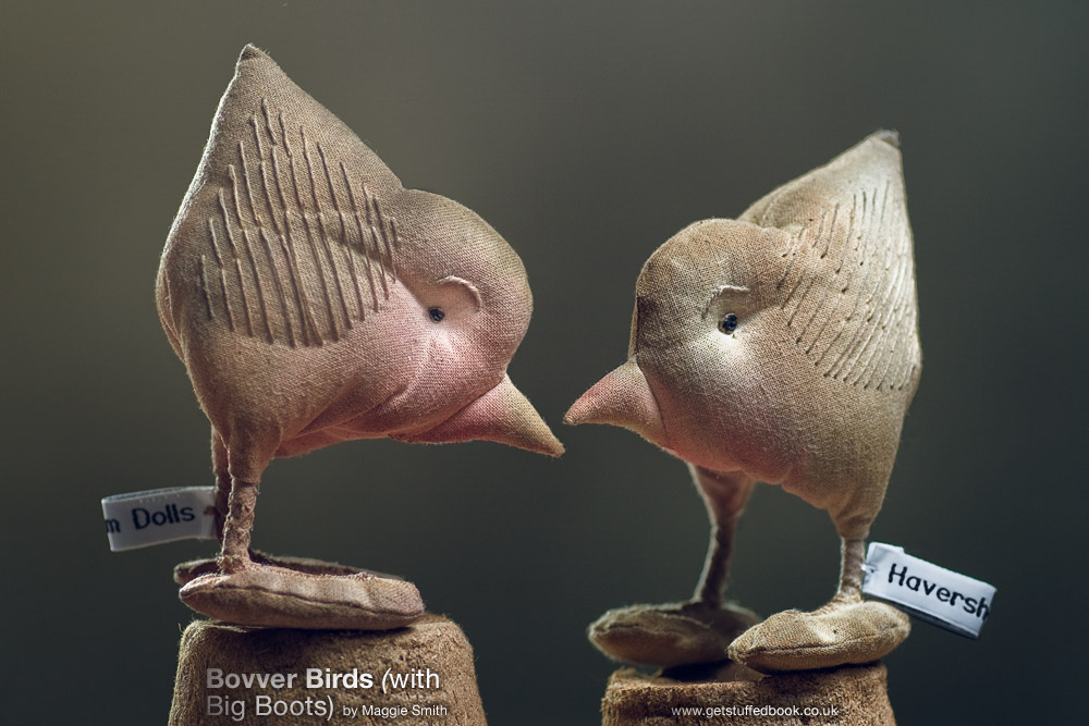 Bovver Birds (with Big Boots)